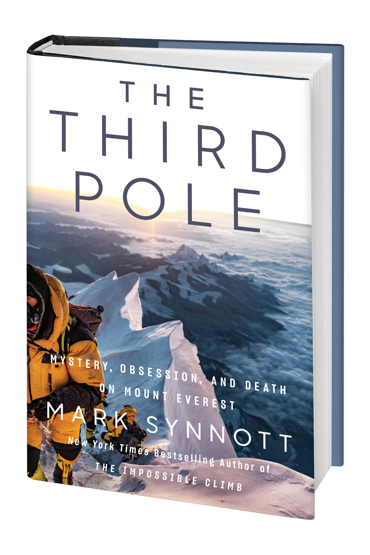 The Third Pole by Mark Synnott